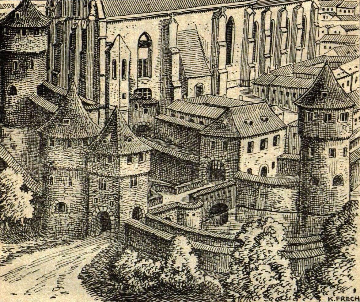 Pozsony városkapui